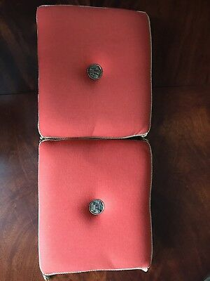 Prince Of Wales Investiture Chair Cushions