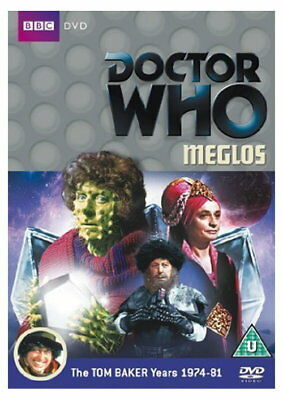 Doctor Who - Meglos (1980) [New DVD]
