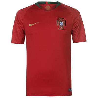 Portugal Home Shirt World Cup 2018