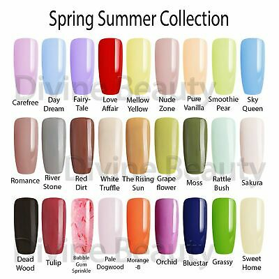 Bluesky MOST WANTED SPRING SUMMER Collection UV LED Soak Off Gel Nail Polish