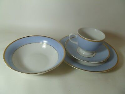 Royal Doulton, Daily Mail, Bruce Oldfield - Cup-Saucer- Side Plate & Cereal Bowl