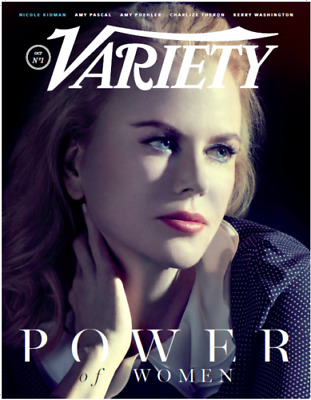 Variety Magazine 1 Year Subscription - 48 Issues
