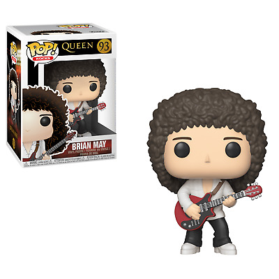 Funko Pop Rocks: Queen - Brian May #93