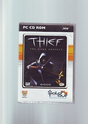 Thief : The Dark Project 1 - Stealth Pc Game - Fast Post - New & Sealed