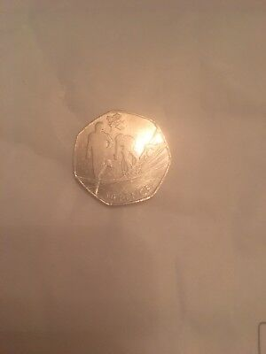 Rare London 2012 All Olympic 50p Coins
