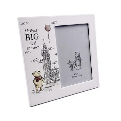 Baby Photo Frame Disney Winnie The Pooh Gift Boxed - Big Deal DI503