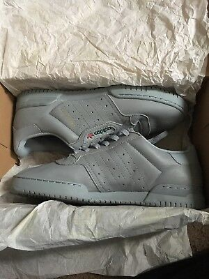 b9e09bb408cdd Adidas Yeezy Calabasas Powerphase Grey Size 9 Mens Shoes cg6422 100%  Authentic