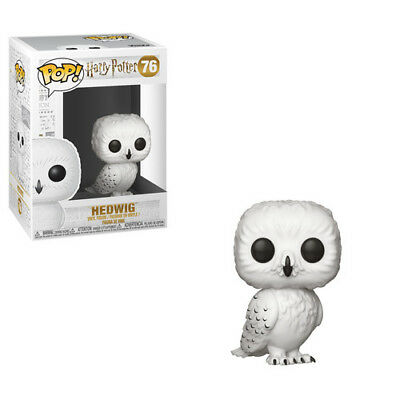 Harry Potter - Hedwig - Funko Pop! Movies: (2018, Toy NEUF)