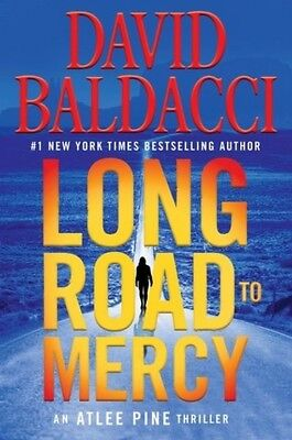 Long Road to Mercy - David Baldacci (MP3-CD AUDIOBOOK)