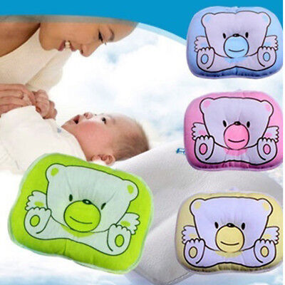 HOT SALE Baby Pillow Prevent Flat Head Cotton Cushion Sleeping Support pad 1PC