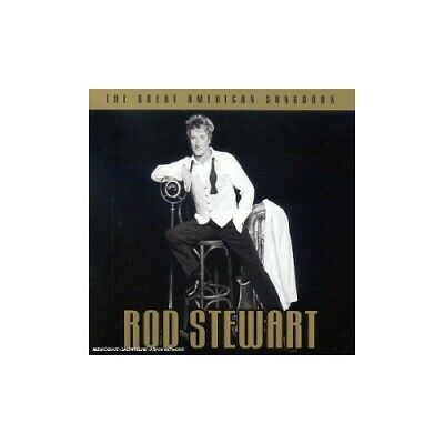 Rod Stewart - The Great American Songbook - Rod Stewart CD X9VG The Cheap Fast