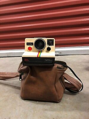 Polaroid OneStep Land Camera Sears Special