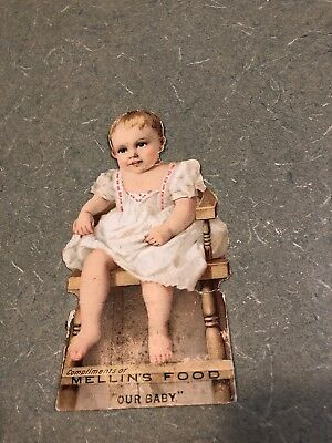 1920S General Store Mellins Food Advertisement Our Baby