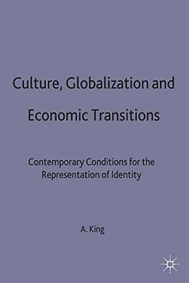 Culture, Globalisation and the World System: Contemporary Condition... Paperback