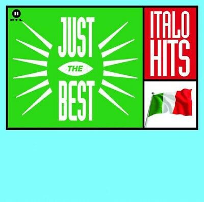 - Just The Best: Italo Hits - SME Media 88843090032 - (CD / Titel: # 0-9)