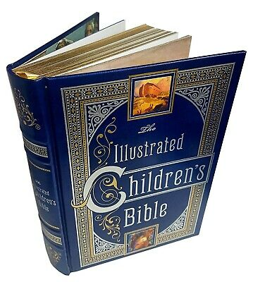 Illustrated Children's Bible Barnes and Noble Henry A Sherman and Charles Foster