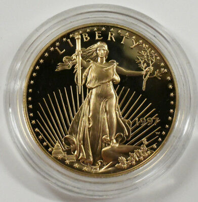 1997-W $50 Gold Coin