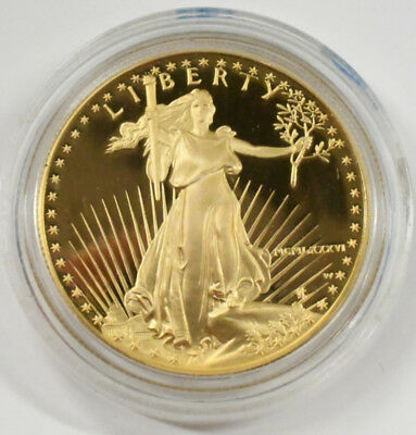 19986-W $50 Gold Coin