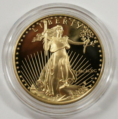 1990-W $50 Gold Coin