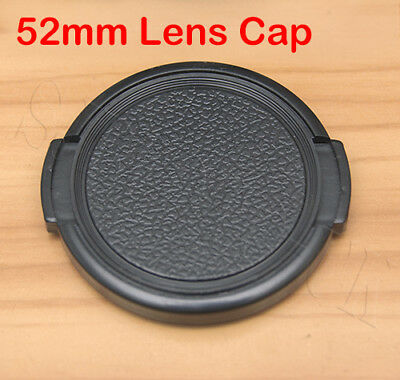 52MM SIDE-PINCH CLIP-ON FRONT LENS CAP ONLY for Helios-44M 58mm f2 Lens Zenit