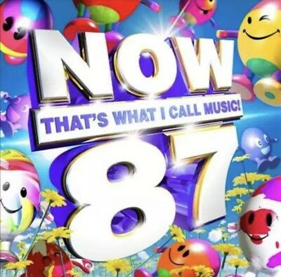 Various Artists - Now That's What I Call Music! 87 [Uk] New Cd