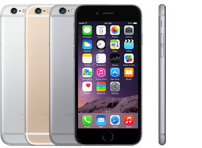 Apple iPhone 6 16GB 32GB 64GB Gold Silver Space Grey Unlocked Smartphone A1586