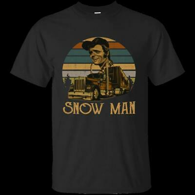 Smokey and the bandit snowman t shirt