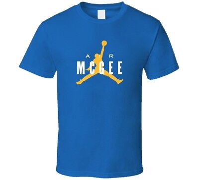 Air Javale Mcgee Funny Player Golden State Basketball T Shirt