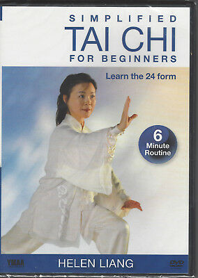 Simplified Tai Chi for Beginners - Learn the 24 form - Helen Liang
