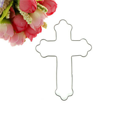 halloween cross stainless steel cutter biscuit cookie mold baking TB