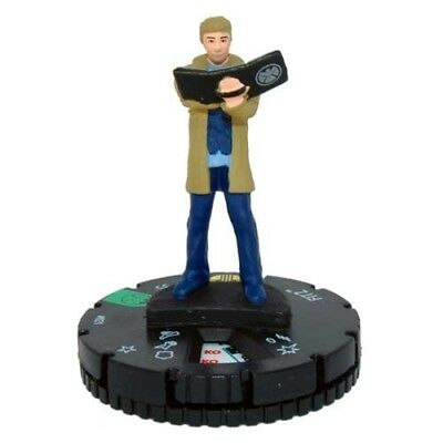 Heroclix Nick Fury Agent of SHIELD uncommon Fitz 021