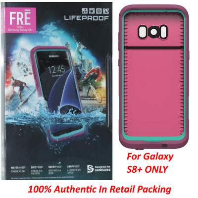 Authentic Lifeproof Case WaterProof Cover For Samsung Galaxy S8+ PLUS ONLY