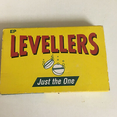 The Levellers - Just The One E.p - Tape Cassette