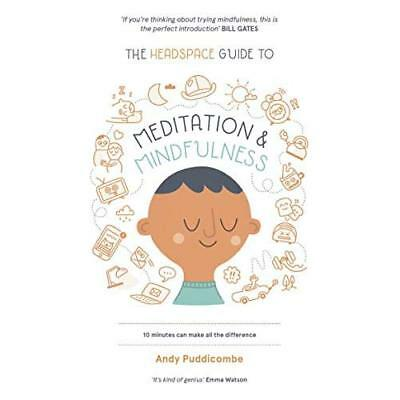 Get Some Headspace: 10 Minutes Can Make All the Differe - Paperback NEW Andy Pud