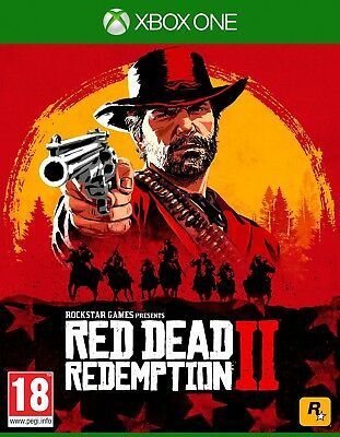 Red Dead Redemption II 2 Xbox one [Download, Read description]