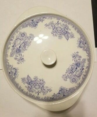 Burleigh ware Asiatic Pheasants Bowl with lid