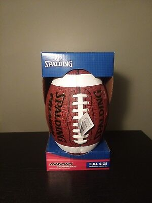 Spalding Football Premier Official Football Full Size Ages 14 and over