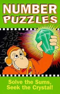Number Puzzles (Puzzle Books) by Patilla, Peter Paperback Book The Cheap Fast