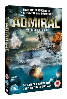 The Admiral [DVD] [2008] - DVD  YWVG The Cheap Fast Free Post