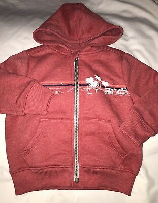 Old Navy Baby Boy's Fleece Lined Hoody 12-18 Months NWT