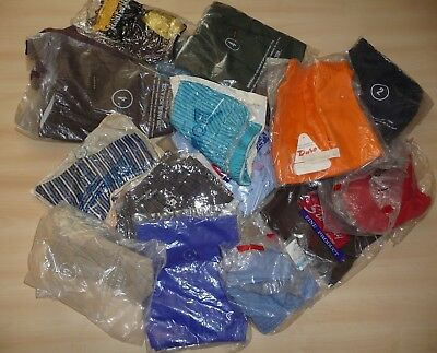 20 x VINTAGE 1970's UNWORN BOYS & GIRLS SHORTS ASSORTED STYLES, SIZES & COLOURS