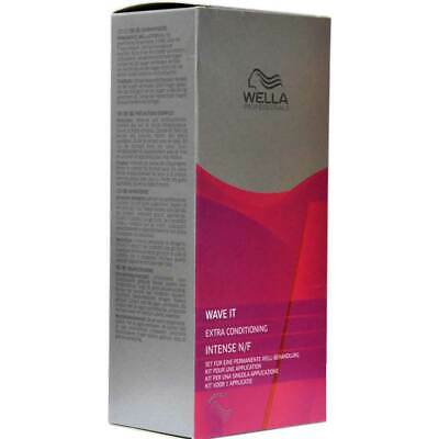 Wella Professionals Wave It Extra Conditioning Set Intense N/F - 205ml