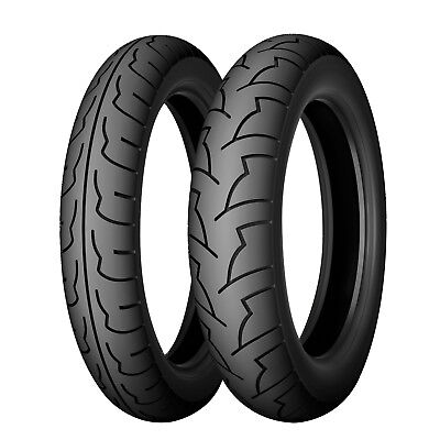 Michelin Pilot Activ Retro Road Motorcycle Tyre Front 100/90-18 56V 162908