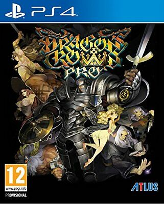 Dragon's Crown Pro Battle-Hardened Edition Day One PS4