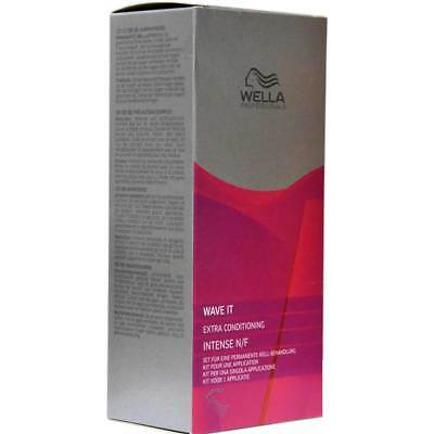 Wella Professionals Wave It Extra Acondicionado Set Intense N/F - 205ml
