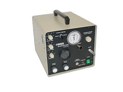 JH Emerson 2-CA In-Exsufflator Auto/Manual Respiratory Cough Assist Machine