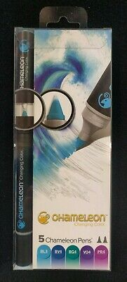 CHAMELEON ART PRODUCTS CT9501 CHAMELEON PEN REPLACEMENT BRUSH TIPS 10 PACK
