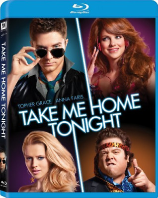 GRACE,TOPHER-TAKE ME HOME TONIGHT Blu-Ray NEW