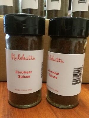 Hot Cooking Spices Seasoning Mix Super Aromatic Non Irritant Healthy ZeroHeat®