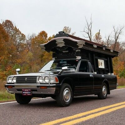 1991 Other Makes Other Crown Hearse 1991 Toyota Crown Hearse